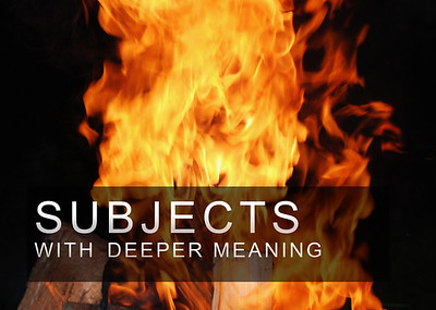 Subjects With Deeper Meaning