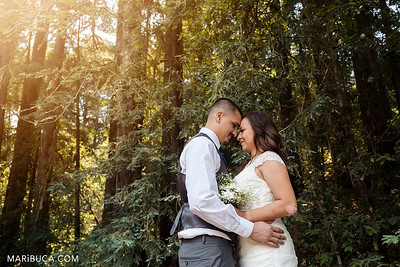 ALMA & CHRIS | WATSONVILLE WEDDING
