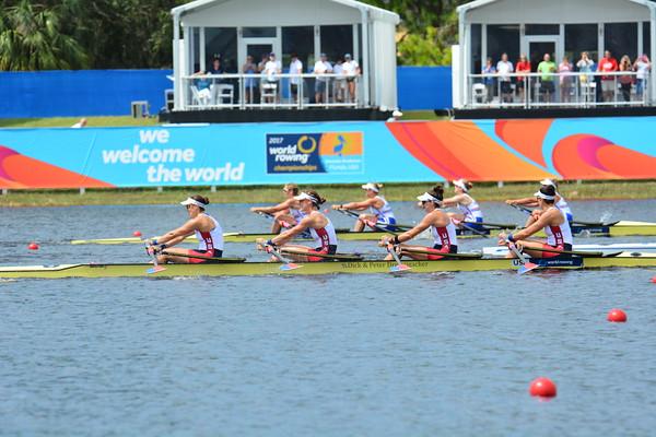 2017 World Rowing Championships