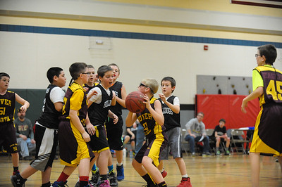 5th Grade - Dover Eyota Eagles vs St Charles Saints