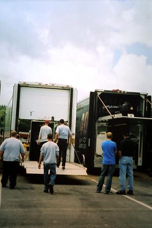 NASCAR Busch North Race @ Stafford 6-11-2005