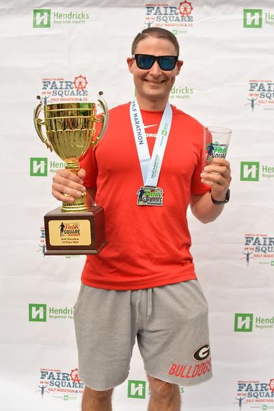 Half Marathon Champions Finish + Awards