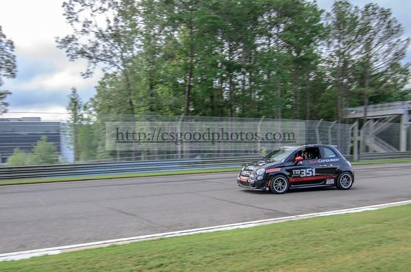 TC 351 Black Fiat Abarth