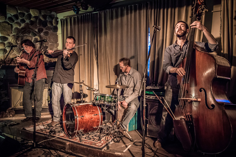 The Barley Jacks-3 Crows, Delano