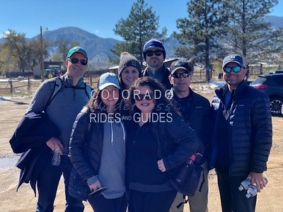 October 15 2018 Beacon Hill boulder hike