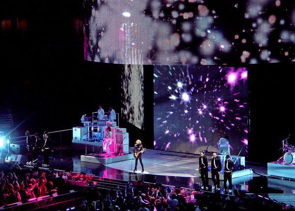 Madonna Confessions Tour Chicago 2006