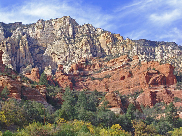 SEDONA ARIZONA--RED ROCK COUNTRY