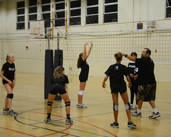 Santa Monica Club Volleyball