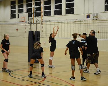Santa Monica Club Volleyball