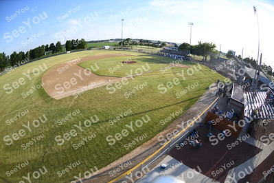 Humboldt Vs St. Edmond Baseball