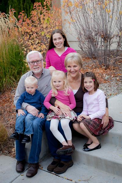 Julia, Melissa, Nick & Family