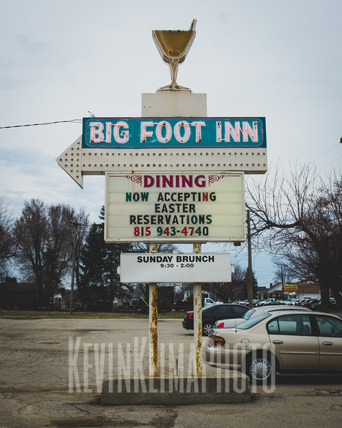 Big Foot Inn Restaurant