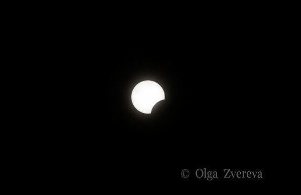 Sun Eclipse, 5/20/2012