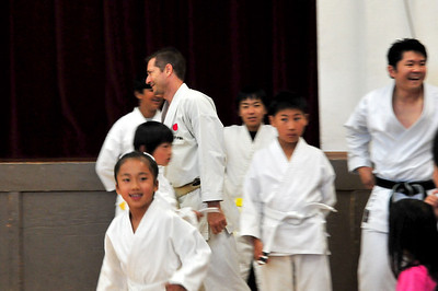 Obon Festival Karate Demonstration 2013