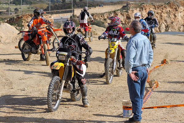 The Dunlop KTM Enduro Challenge