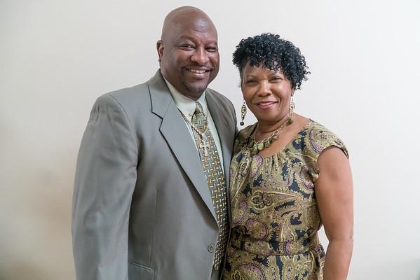 Pastor & Wife Anniversary Photos