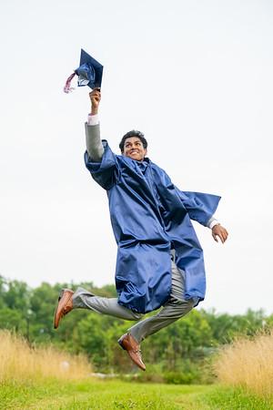 Vikram Graduation Photoshoot