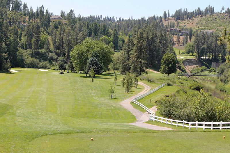 #8 , Hangman Valley GC,  Spokane, Wa