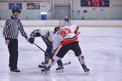 AMHL Flames v MLAC  Game #8 October 31, 2015