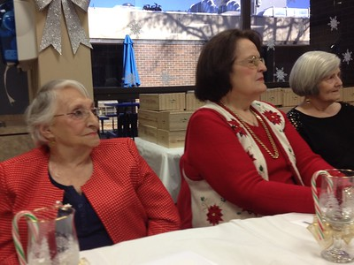 Morrilton Auxiliary Holiday Party (Dec. 15)