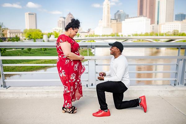 Mandy + Milton: Proposal