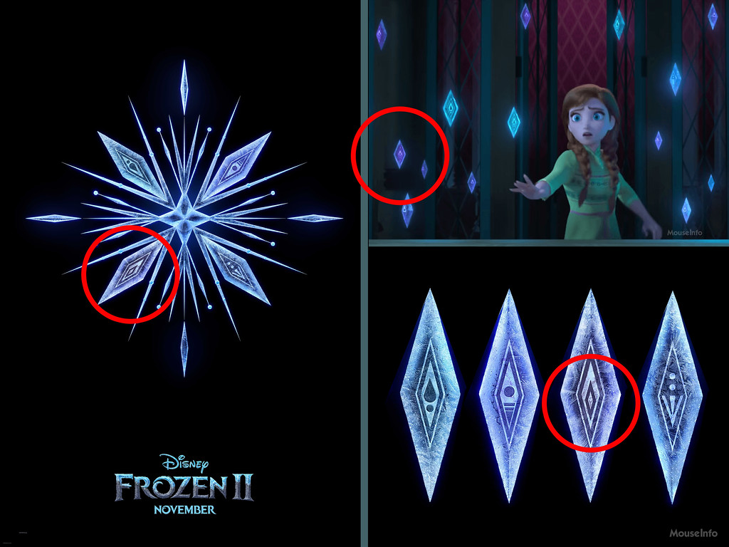 What exactly IS that FROZEN 2 poster showing? We went to the Disney Animation Studio to find answers!