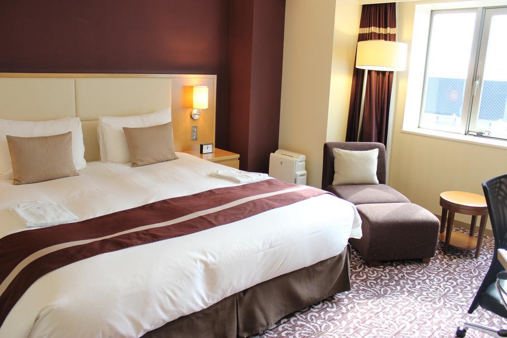 Hotel Ryumeikan Tokyo guest room