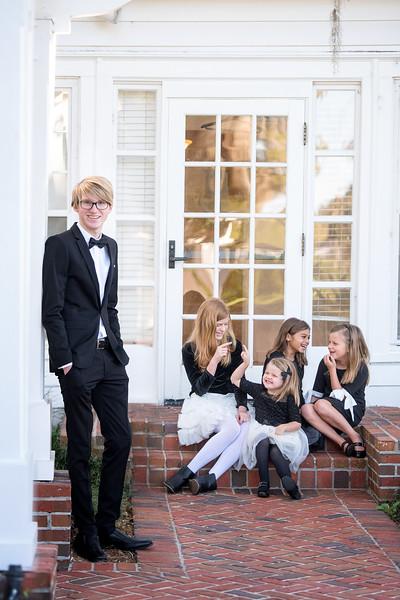 Johnson Family Nov 2018