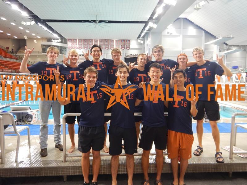 Fall 2016 Swim Meet Men's Champ_The Wet Warriors