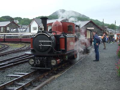 Welsh Highland May 2008