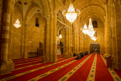 Churches and Mosques