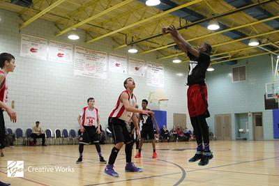 02/21/16  - Newark YMCA U14 (Travel Team)