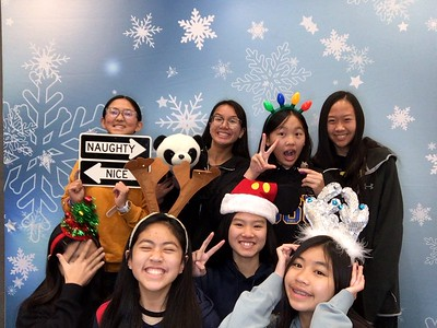 Quimby Oak MS Holiday 2019