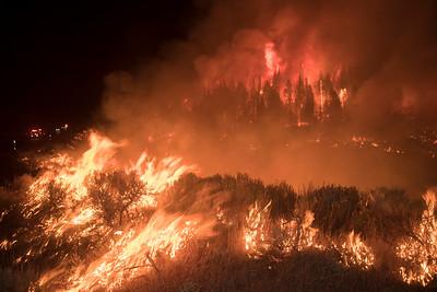 Roosevelt Fire (WY, 2018)