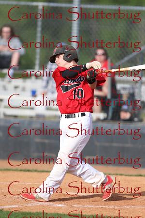 2015 HHS Baseball vs Woodmont