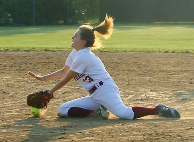 Lowell v Lowell Catholic softball 052219