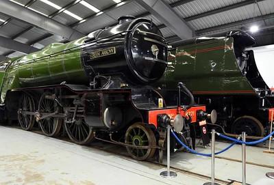 National Railway Museum, Shildon, 2017