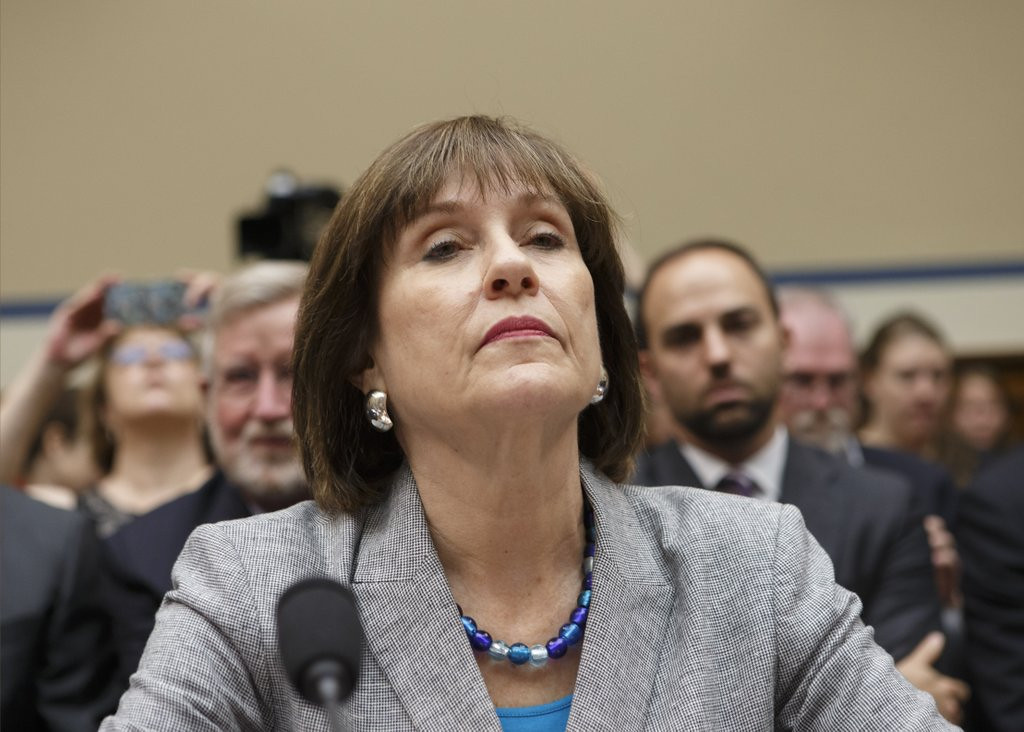 ". <p>4. INTERNAL REVENUE SERVICE <p>Expect Lois Lerner to plead the Fifth, again, when asked why tax-cheating employees got BONUSES. (unranked) <p><b><a href=\'http://www.usatoday.com/story/news/politics/2014/04/22/irs-bonuses-employees-delinquent-taxes/8012195/\' target=""_blank\""> LINK </a></b> <p>    (AP Photo/J. Scott Applewhite, File)"