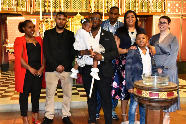 Christening & 1st Communion