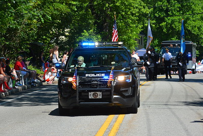 Chelmsford 4th of July Parade 2017