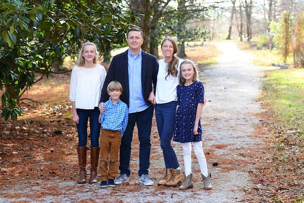 Oldacre Family 2019