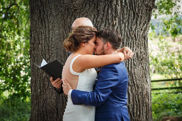 Alysha and Chris - Wedding