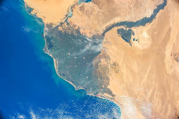 Nile River - samples