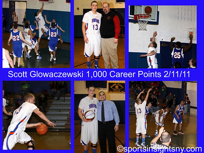 Memorable Moment: Scott Glowaczewski's 1000 Point Night