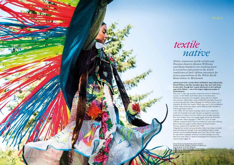 White Earth  - Ojibwe Fiber Artists