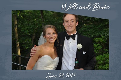 Will and Brooke's Wedding-6/22/2019