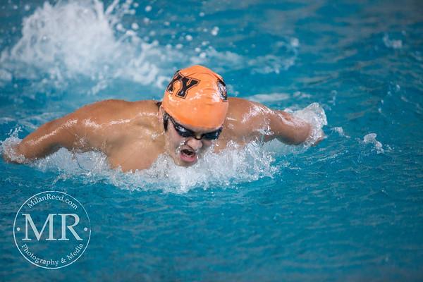 Occidental College Swimming