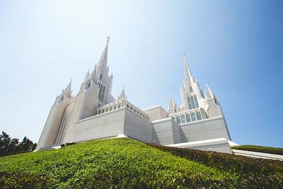R&G Wedding Temple 2014