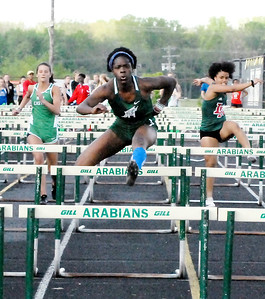 5/14/19 Pendleton Hts Girls Track & Field Sectional