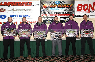 2014 Bear Ridge Speedway Banquet-11/29/14